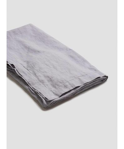 Linen Tablecloth - Dove Grey