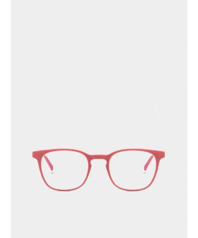 Sleep and Life Enhancing Eyewear Dalston - Burgundy Red