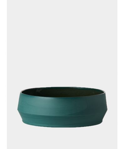 Unison Ceramic Big Bowl (Set of 4) - Teal