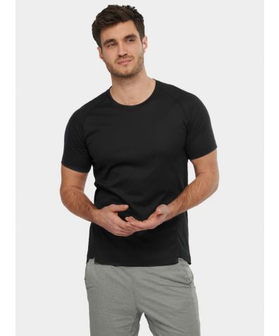 Men's Nattrecover® Sleep Tech T-Shirt - Night Grey