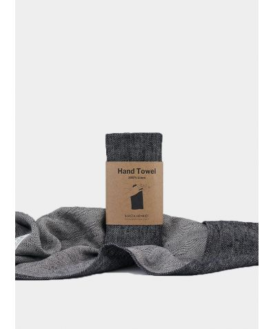 Linen Towel - Herring