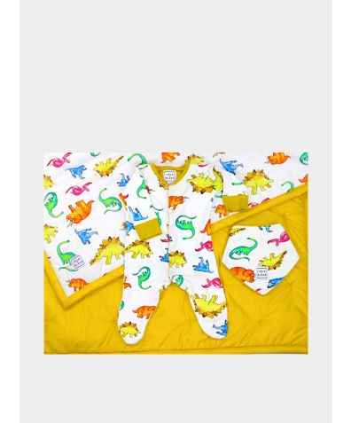 Luxury Baby Gift Set - Dino