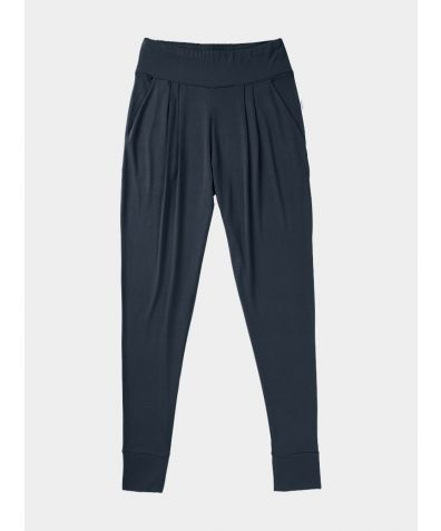 Downtime Lounge Bamboo Trousers - Storm