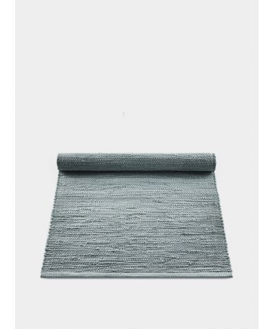 Cotton Rug - Dusty Jade