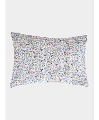 Liberty Print Pillowcase - Edenham Lilac