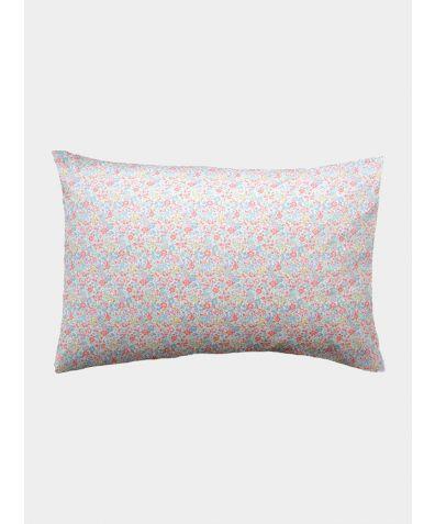 Liberty Print Pillowcase - Emma & Georgina Violet