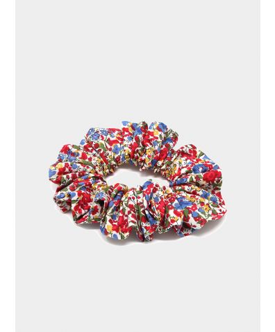 Liberty Print Hair Scrunchie - Emma and Georgina C