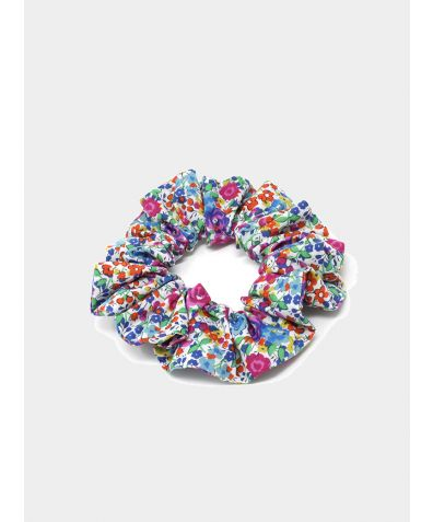 Liberty Print Hair Scrunchie - Emma and Georgina A