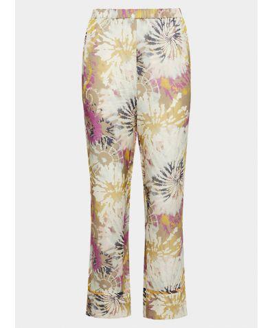 Silk Cotton Pyjama Trousers - Dream