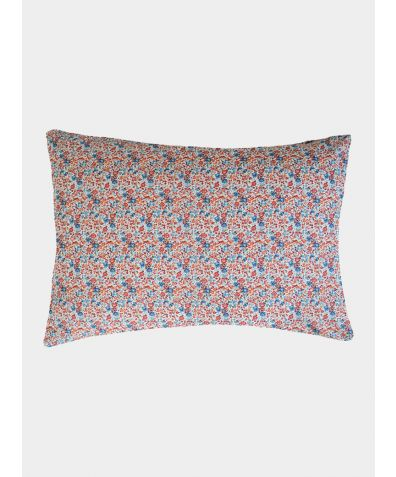 Liberty Print Pillowcase - Emma & Georgina Blue