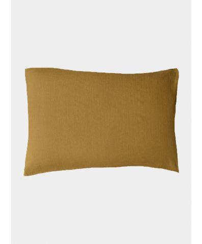 Linen Pillowcase - Ginger