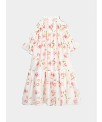 Girls Giselle Nightdress - Roses