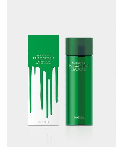 Jade & Vetiver Bath Oil