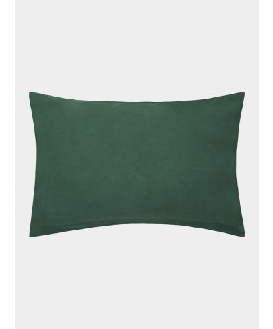 Excellence 600 Thread Count Egyptian Cotton Housewife Pillowcase - Green