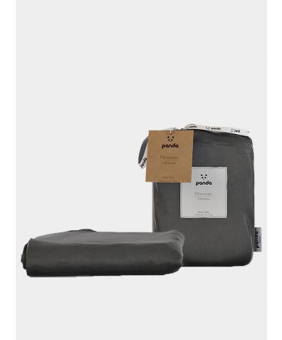 Bamboo Pillowcases (Pair) - Urban Grey