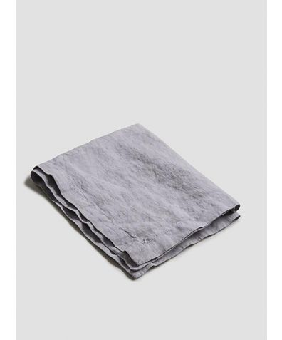 Linen Napkin - Dove Grey