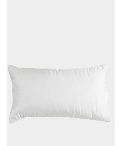 Luxury Plain Cotton Silk Pillowcase - Grey