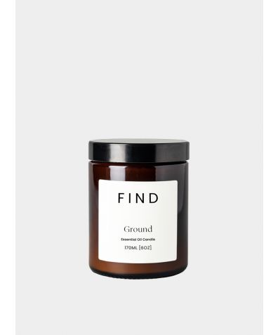 Find Your Ground Candle, 170ml