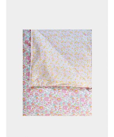 Liberty Heirloom Quilt - Betsy Rose & Wiltshire Bud