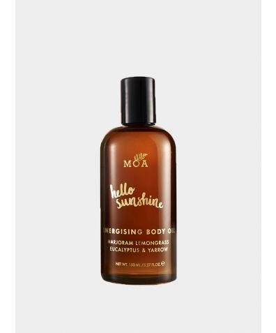 Hello Sunshine Energising Body Oil, 150ml
