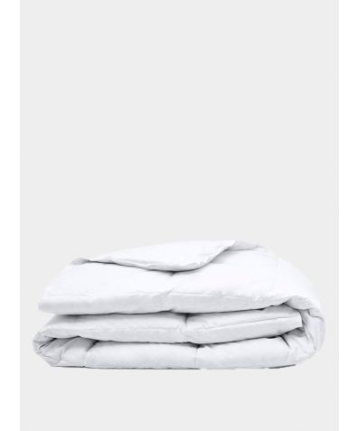 All-Natural Goose Down-Filled Summer Duvet - 4.5 Tog