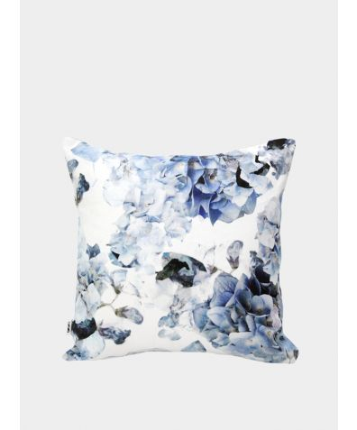 Blue Hydrangea Cushion Cover