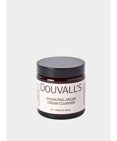 Hydrating Argan Cream Cleanser