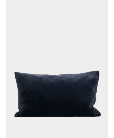 Misi Velvet Cushion - Indigo