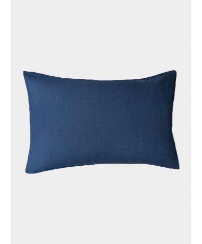 Linen Pillowcase - Ink