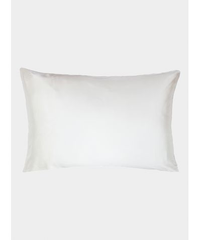 Privé Silk Pillowcase Slip - Ivory