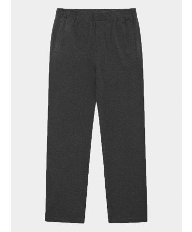 Jersey Pyjama Trouser - Charcoal Melange