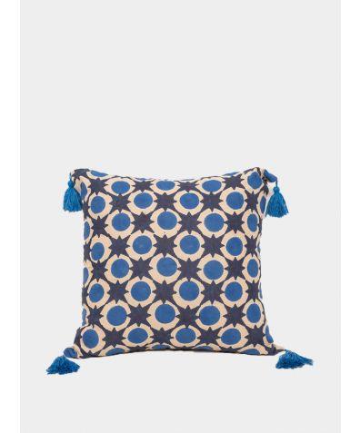 Hand Block Printed Cushion - Juhi