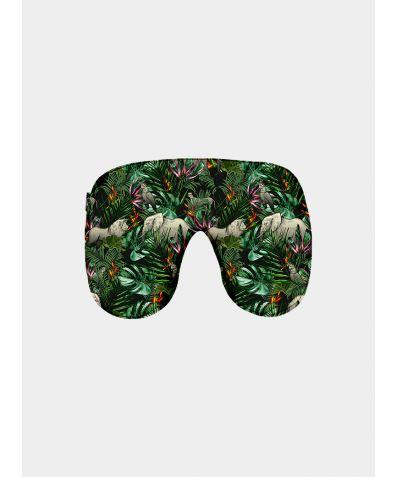 Silk Sleep Mask - Jungle