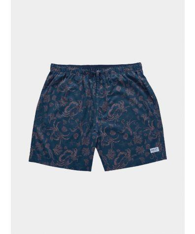 Mens Cotton Pyjama Shorts - Kāpiti Coast