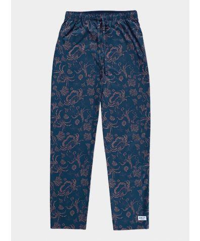 Mens Cotton Pyjama Trousers - Kāpiti Coast