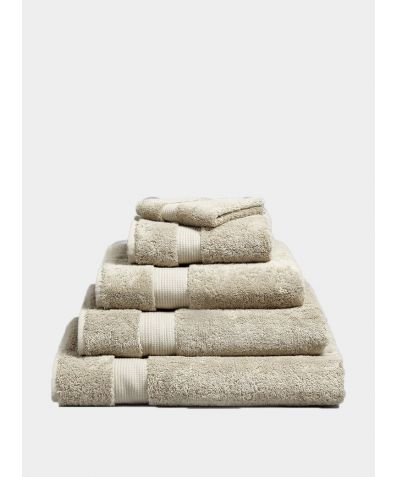 Shinjo 700GSM Towels - Stone