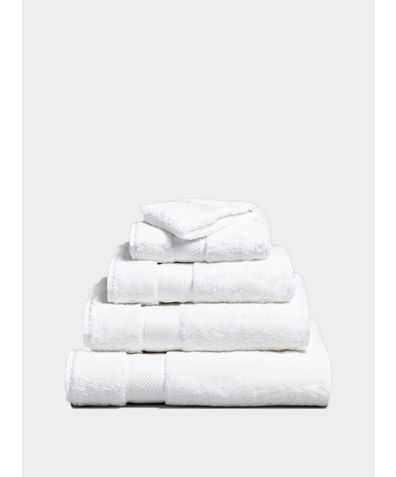 Shinjo 700GSM Towels - White