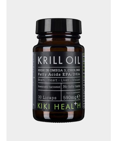 Krill Oil - 30 Licaps
