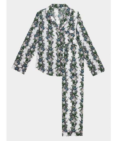 Women's Cotton Pyjama Trouser Set - Nightingale Tunes (COMING SOON)