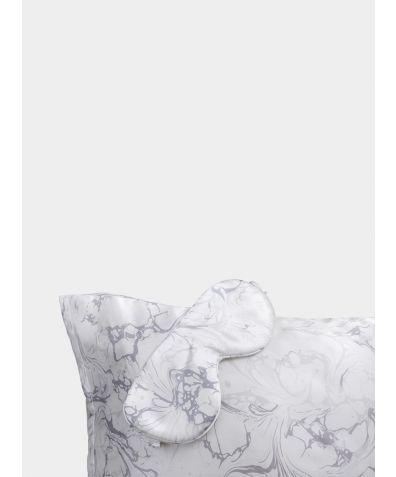 Silk Sleep Set - Marble