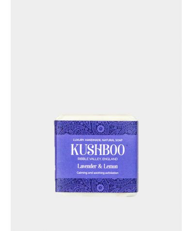 Lavender & Lemon Soap
