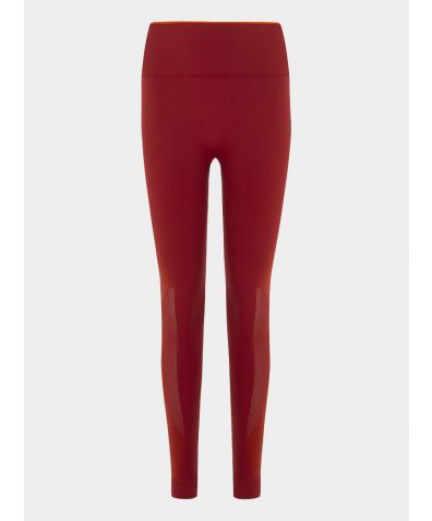 Leap it Legging - Chilli Red
