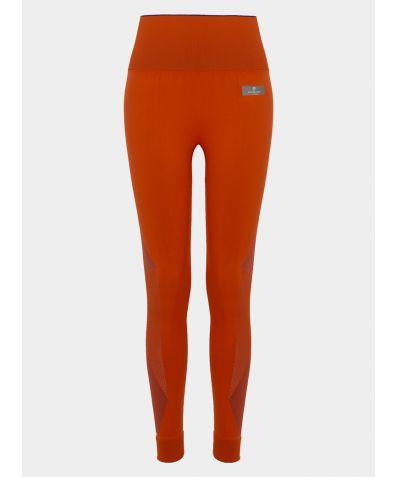 Leap it Legging - Tiger Orange