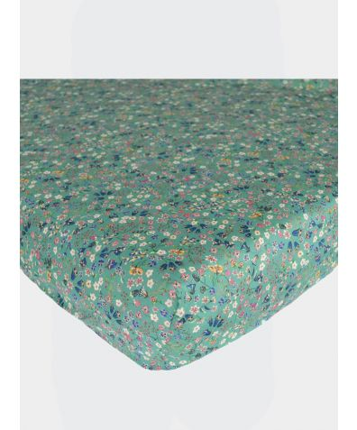 Liberty Print Fitted Sheet - Donna Leigh