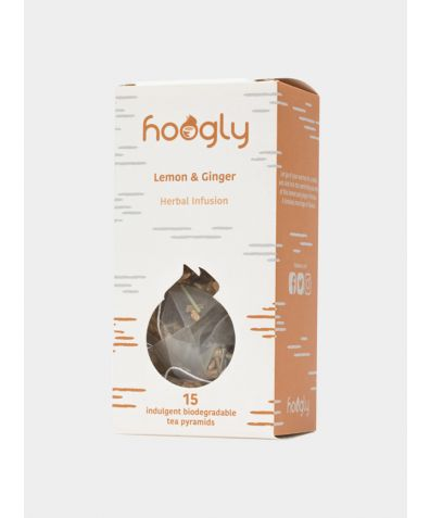 Lemon & Ginger - Green Tea, 250g