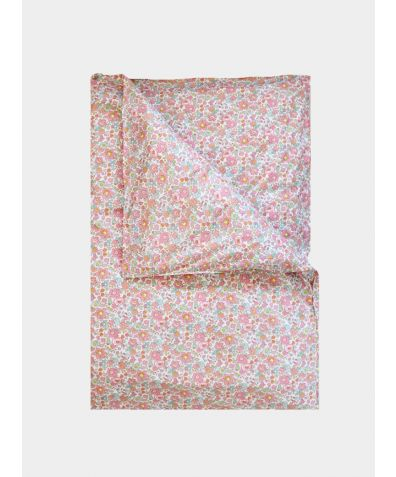 Liberty Print Duvet Cover - Betsy Rose