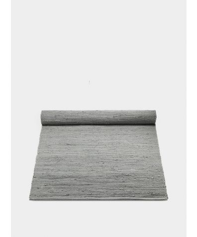 Cotton Rug - Light Grey