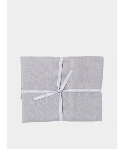 Stonewashed Linen Pillowcases (Pair) – Steel Grey