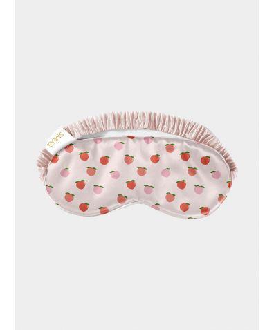 Silk Luxury Sleep Mask - Peachy