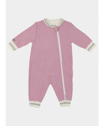Organic Cottage Collection Playsuit - Pink